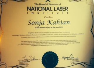 NLI Certification